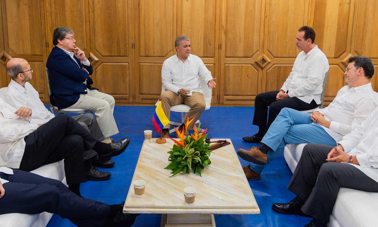 Colombia pide a CIDH postura sobre reelección en la región