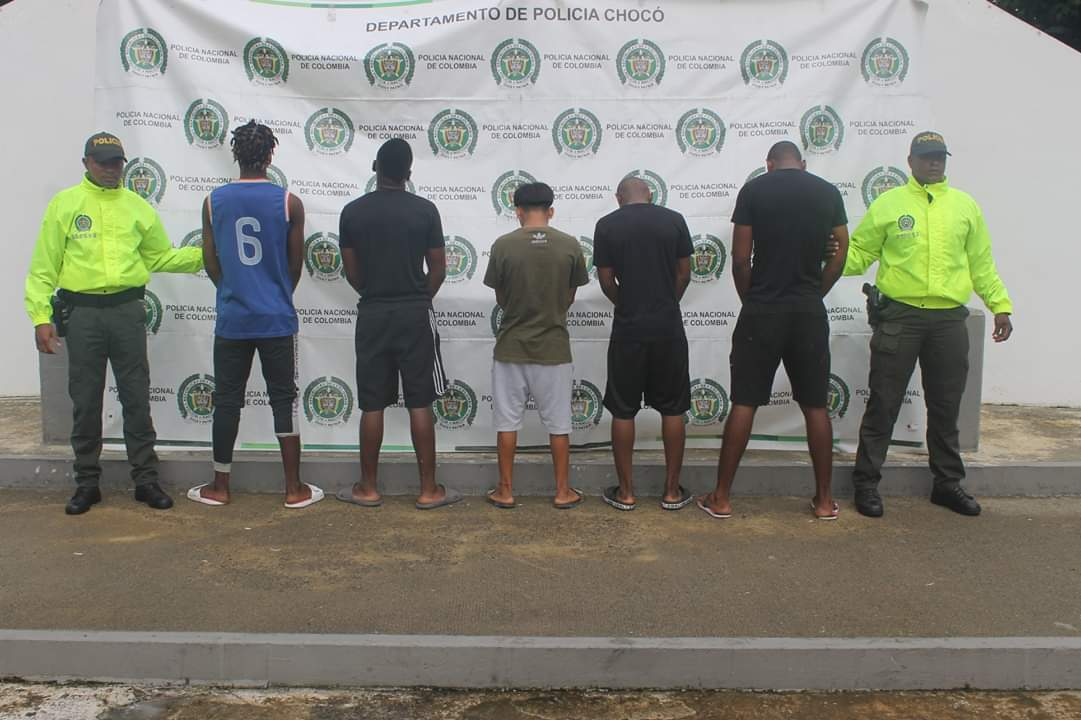 Capturan a menores que asesinaban comerciantes en Quibdó