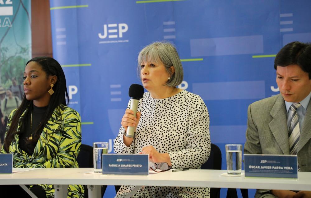 JEP analiza pérdida de beneficios para disidentes