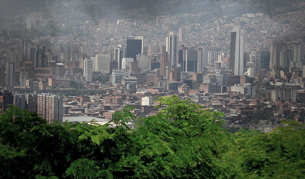 Ratifican medidas cautelares para calidad del aire en Valle de Aburrá