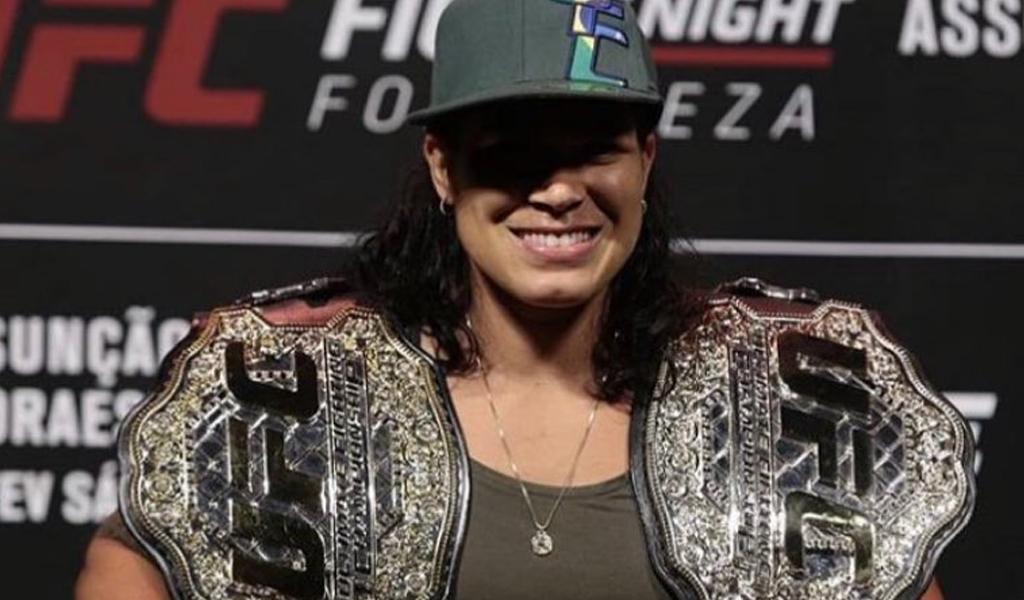 UFC 245: Amanda Nunes vs Germaine de Randamie