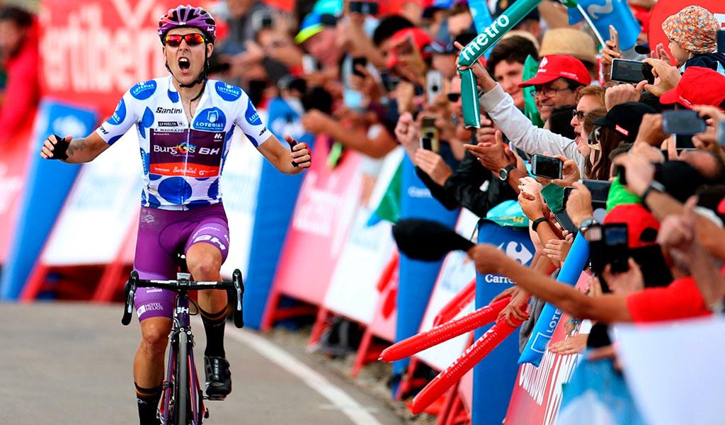 Ángel Madrazo, Vuelta a España
