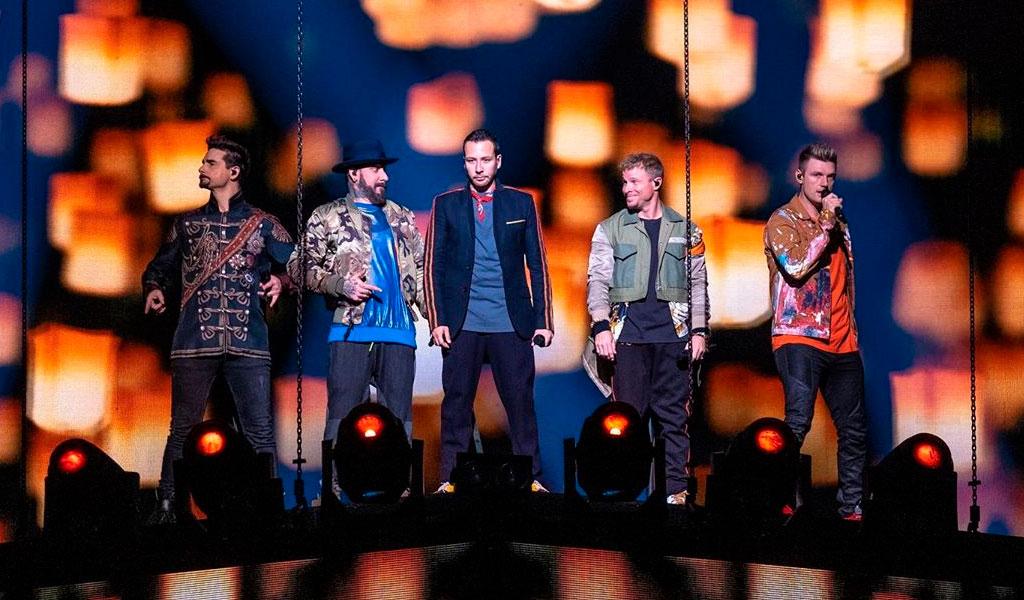 Los Backstreet Boys confirman gira en Latinoamérica