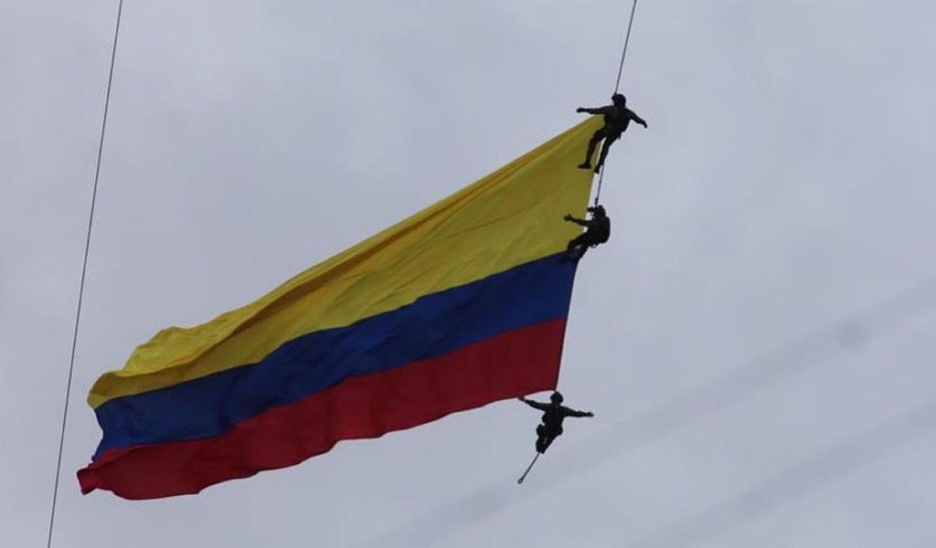 Helicóptero, militares, Medellín, desfile de silleteros, feria de las flores, mueren