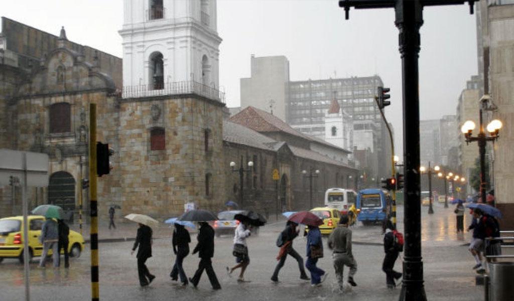Agosto, Bogotá, por qué hace frío, nubosidad, Instituto de Hidrología