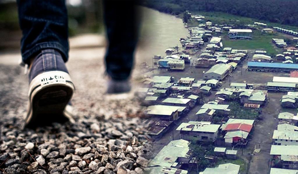 Humanitaria, Bajo Atrato, Colombia, asesinatos, paz, caminata