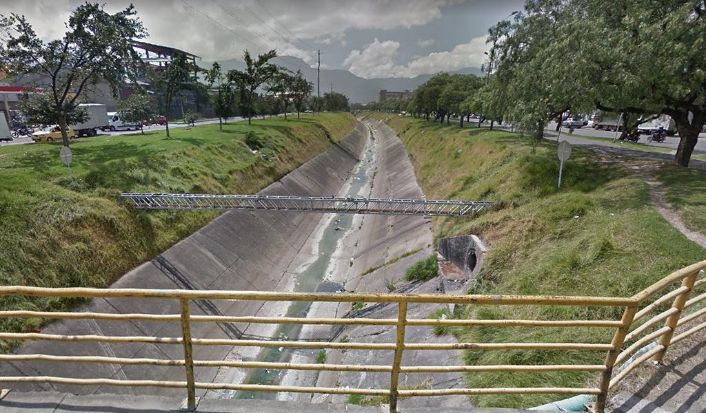 Así está el canal de Comuneros después del operativo