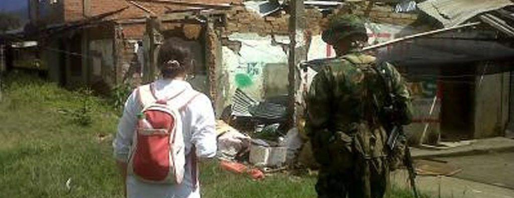Misión humanitaria fue atacada en el Cauca