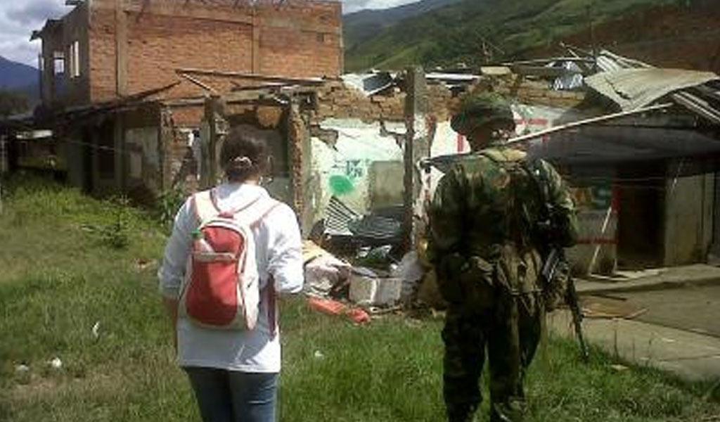 Defensoría del Pueblo, ataque, disidencia Farc, corredor humanitario, misiones humanitarias