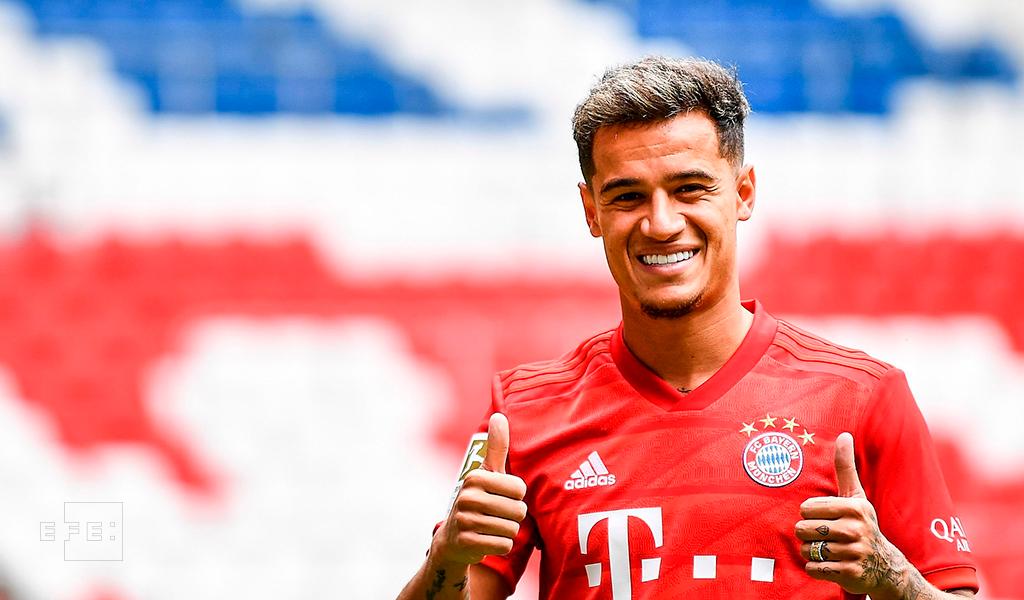 ¿Cuánto cuesta Philippe Coutinho?