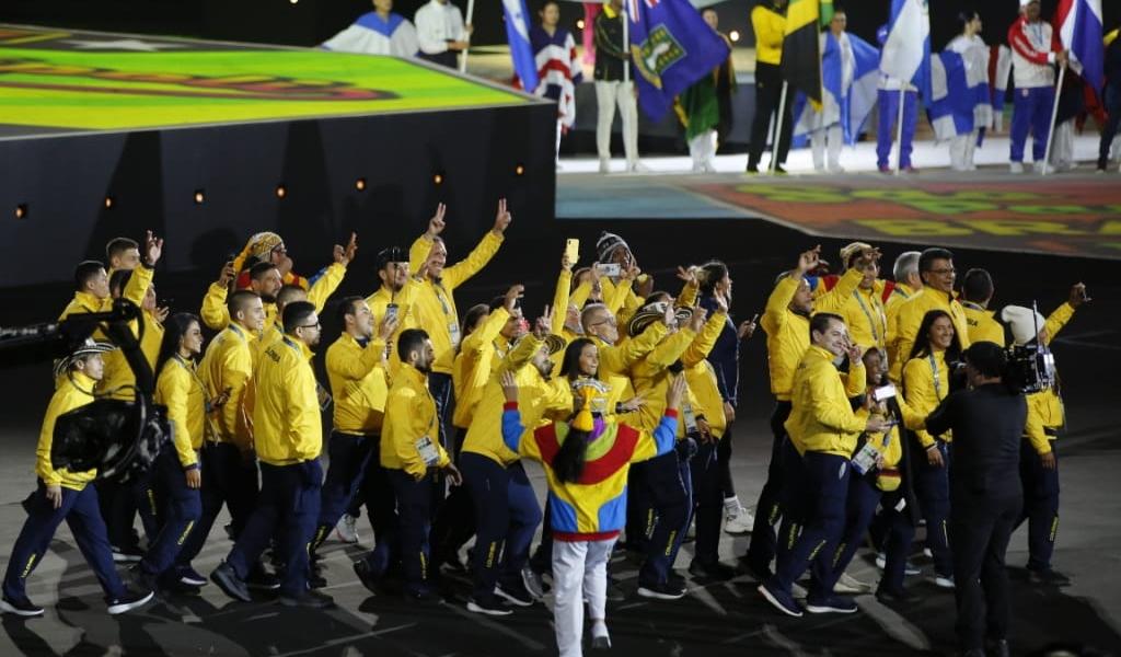 Medallas y amor en los Panamericanos