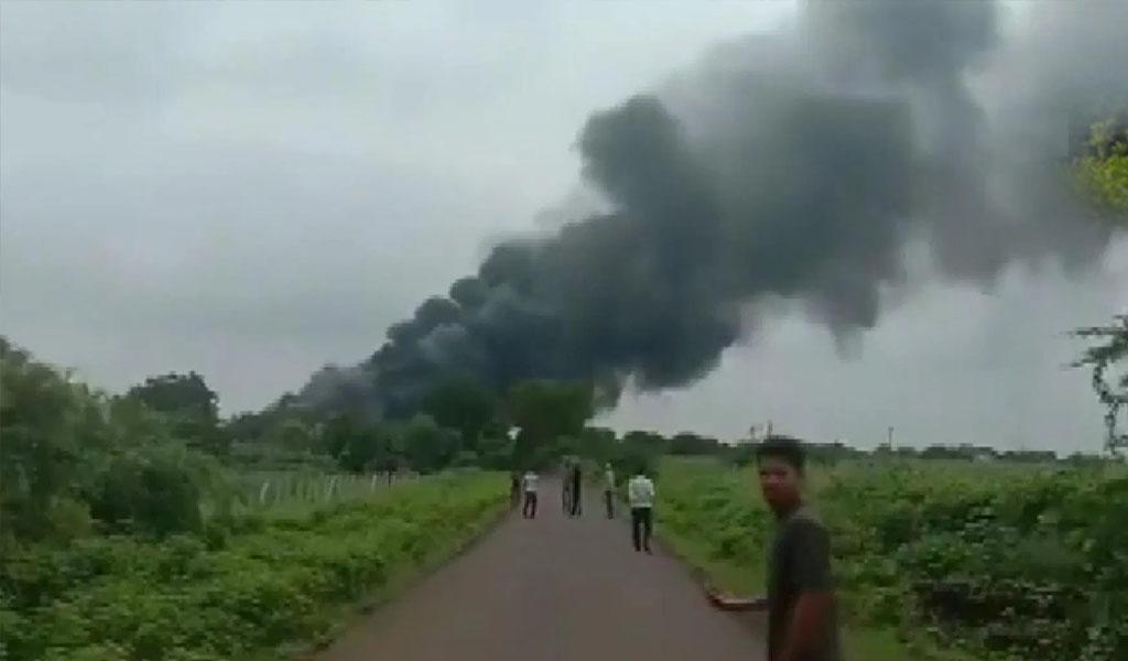 Explosión, India, Muertos, Planta química, Maharashtra, Cilindros,