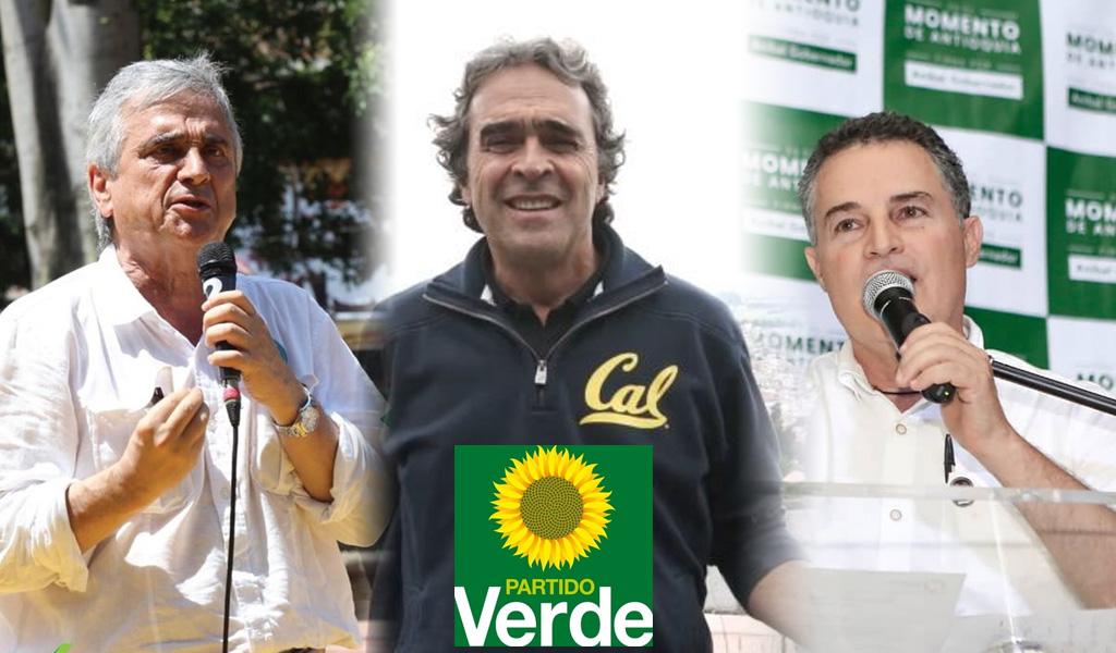 ¿Divisiones en el Partido verde por apoyo a Gaviria?