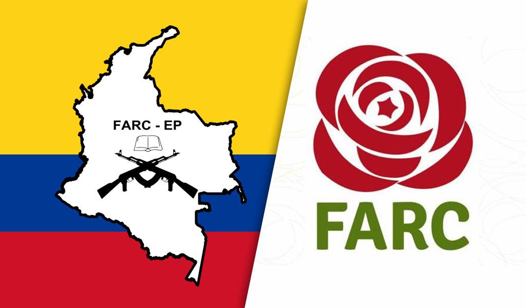 La dualidad que carga el nombre Farc