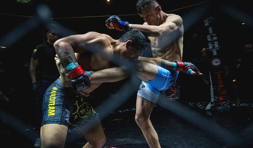 El auge de las artes marciales mixtas con Fight Time
