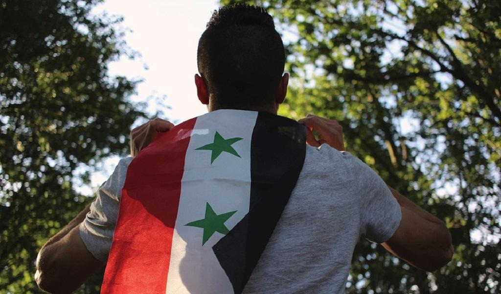 conflicto, país, guerra, Jordania, reconciliación