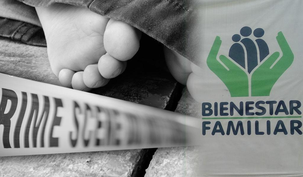 muerte, directora, ICBF, Juliana Pungiluppi, Medellín, Caicedo
