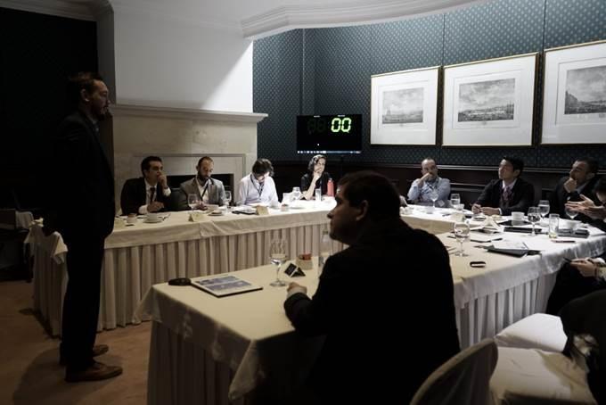 Fondos de inversión se reunieron con emprendedores colombianos