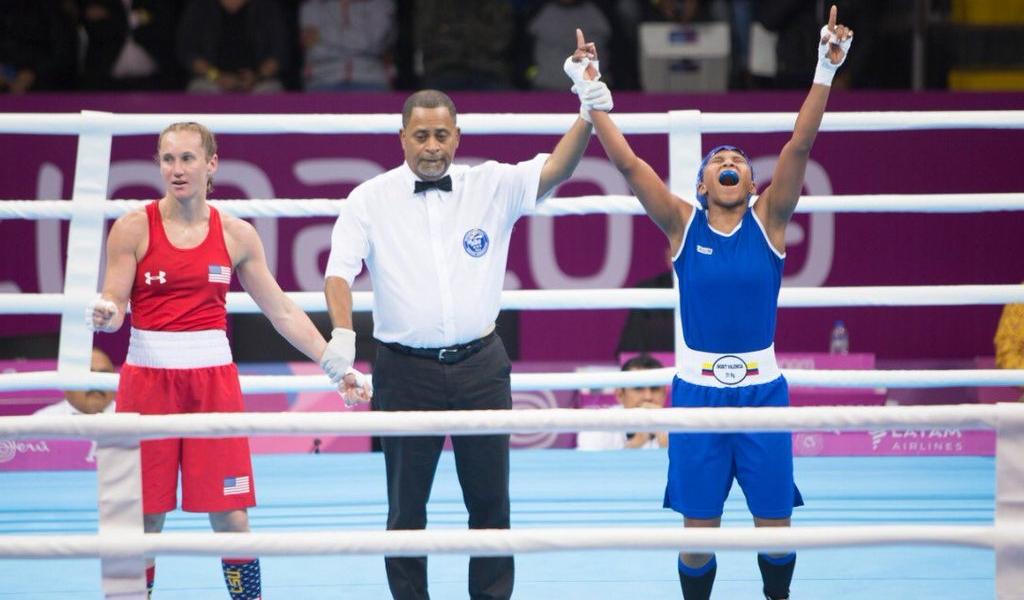 Nuevo récord de medallas en boxeo colombiano