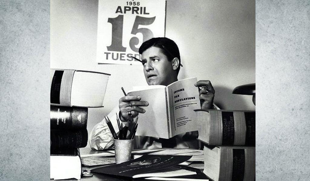 Jerry Lewis, el genio de la comedia estadounidense
