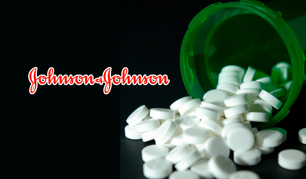 Johnson & Johnson multada por crisis de opioides en EE.UU.