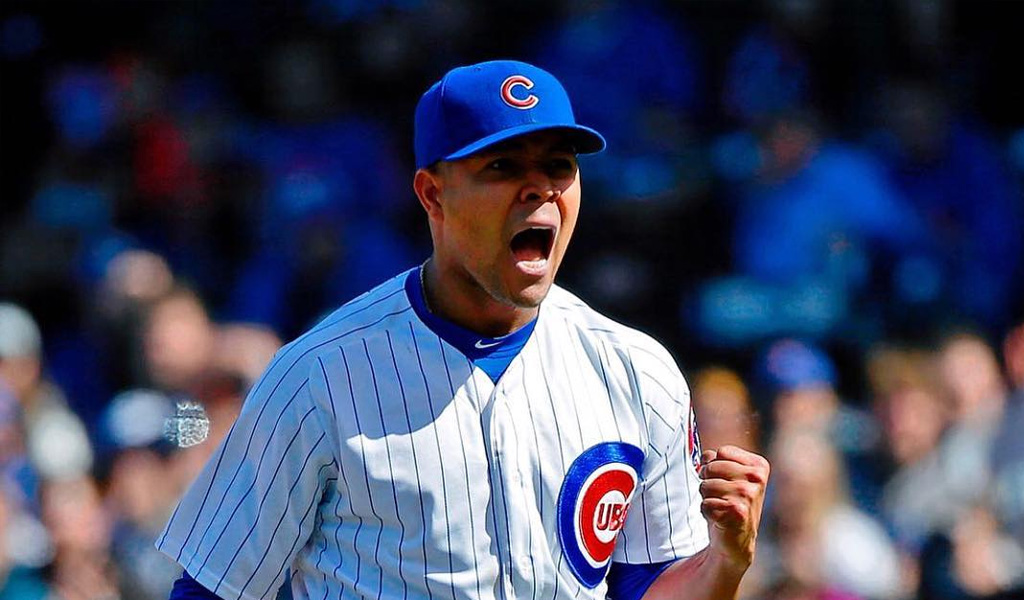 José Quintana sigue brillando con los Cachorros en la MLB