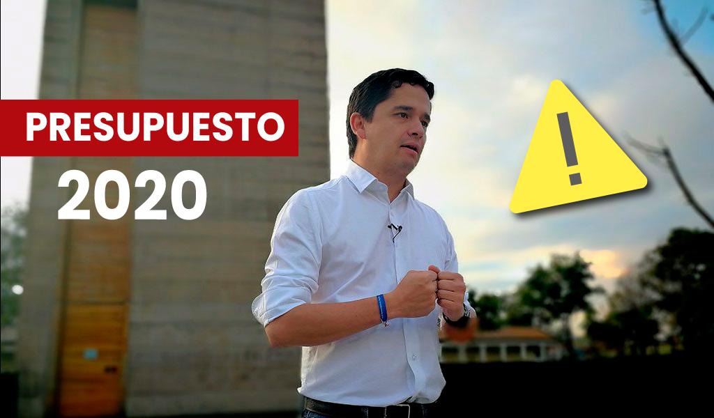 """Primeros """"campanazos"""" al Presupuesto Nacional del 2020"""