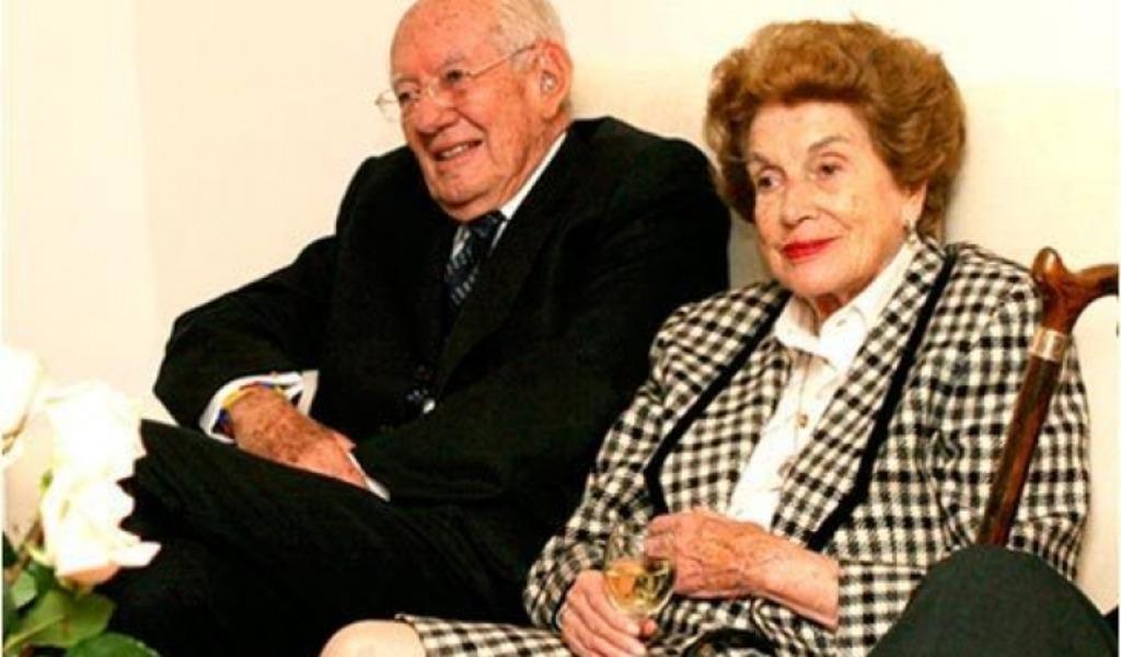 Falleció Cecilia Caballero de López a los 105 años