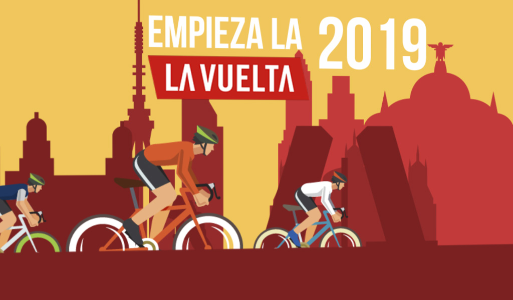 Inicia la Vuelta a España