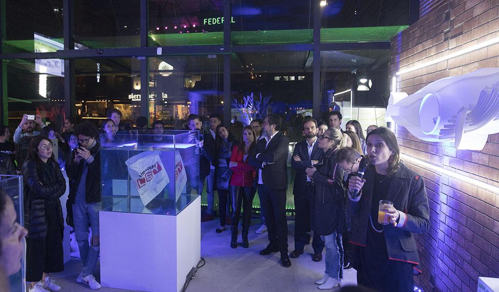 Greenpeace inauguró el 'Museo de la Extinción'