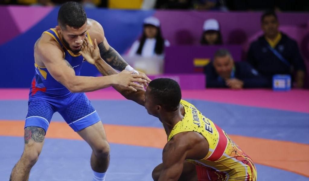 ¿Cuántas medallas tiene Colombia?