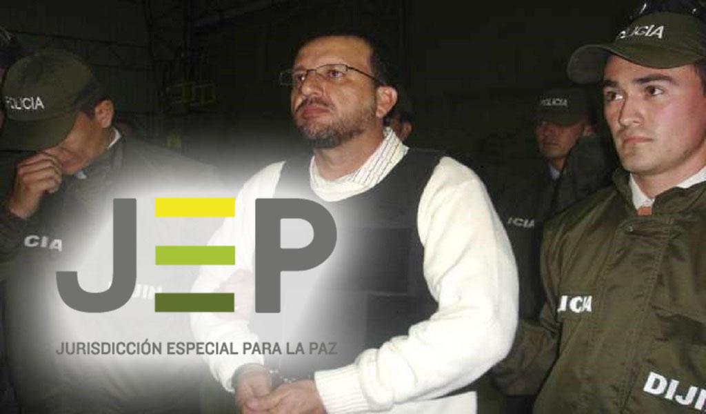 Exparamilitar, JEP, Álvaro Leyva, entrar a la JEP, exparamilitares en la JEP