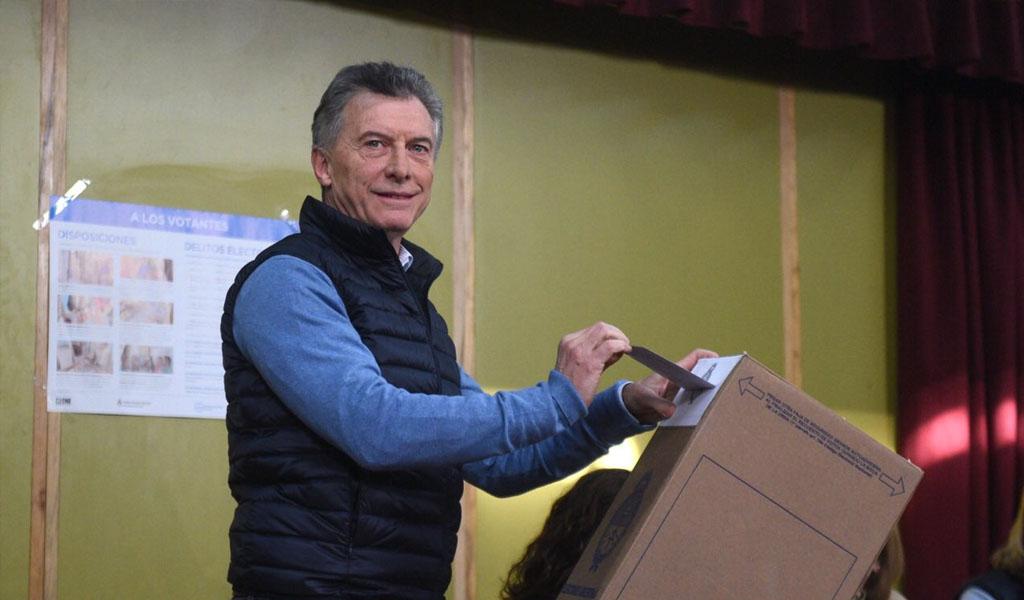 Las Paso, Argentina, Elecciones, Mauricio Macri,Primarias, Abiertas, Simultáneas y Obligatorias, Argentinos,