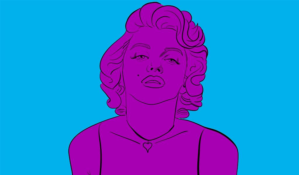 57 años sin Marilyn Monroe