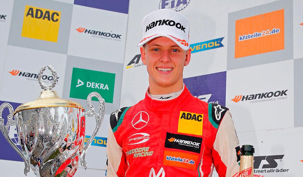 Mick Schumacher se toma su tiempo para llegar a la F1