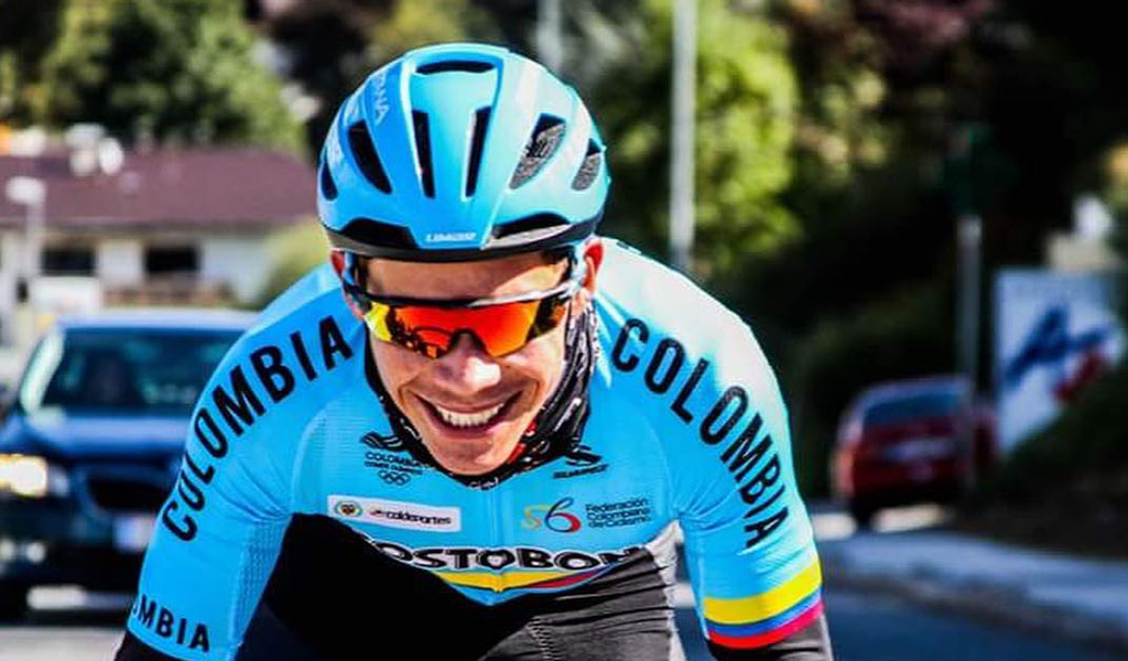 'Supermán' López es el primer líder de La Vuelta