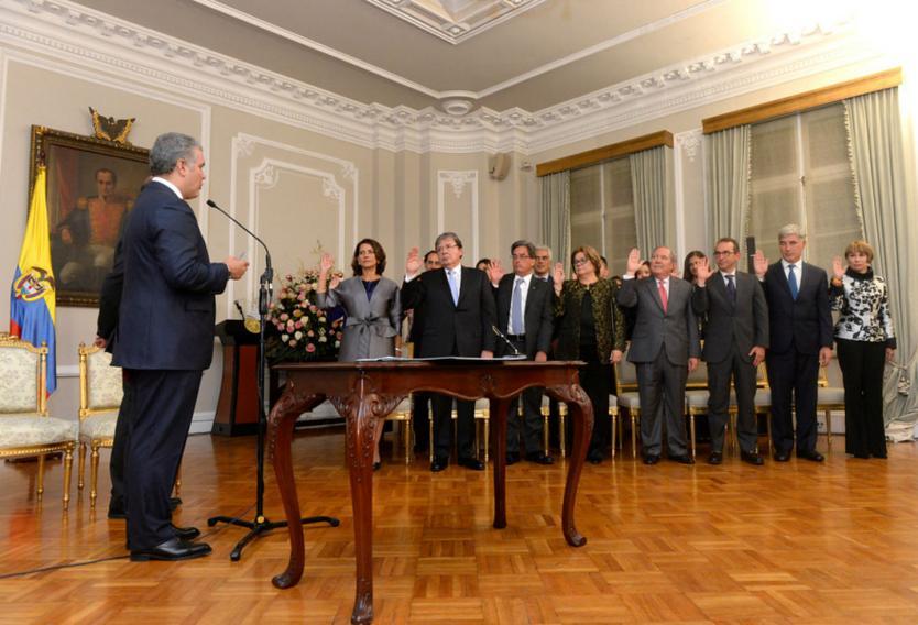 Logros y retos de los ministros este primer año