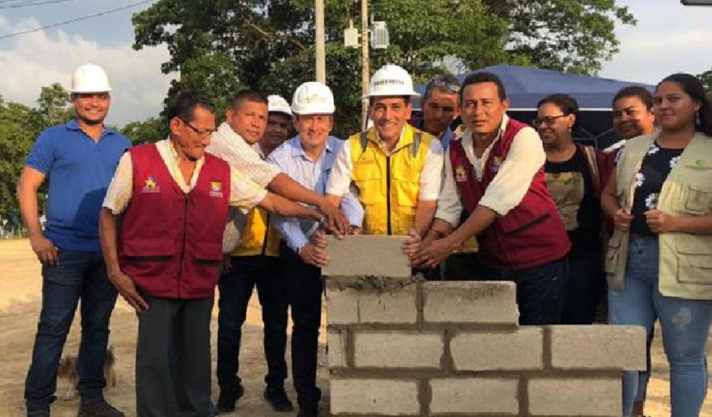 Unidad de víctimas, construcción, sede