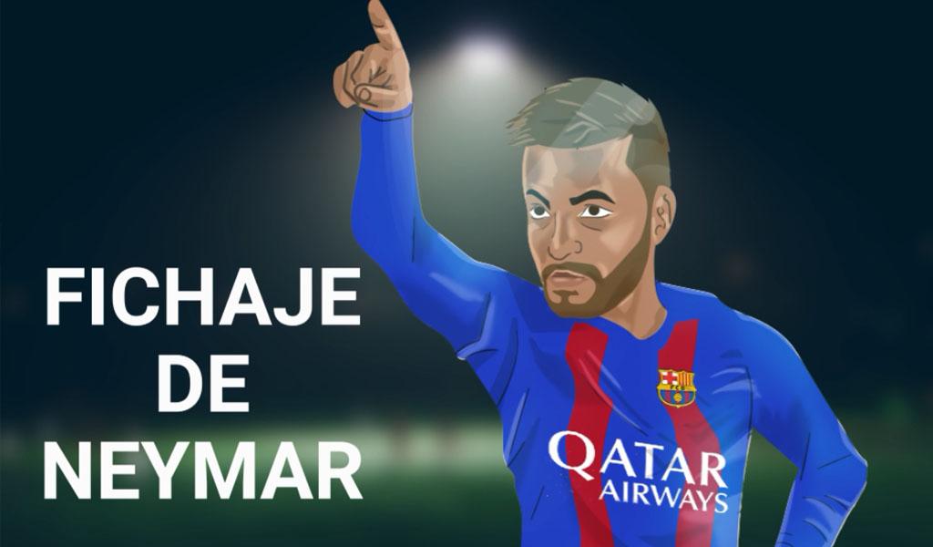 Incertidumbre en el fichaje de Neymar