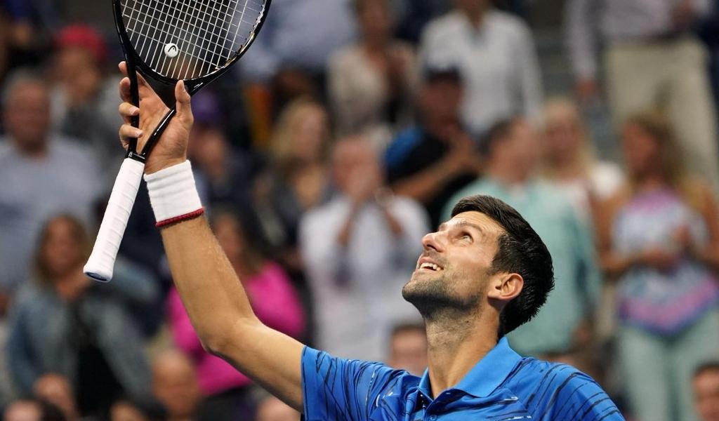 Djokovic y su amor por Boca Juniors en el US Open