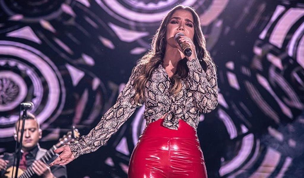 'En tus manos', el nuevo álbum de Paola Jara