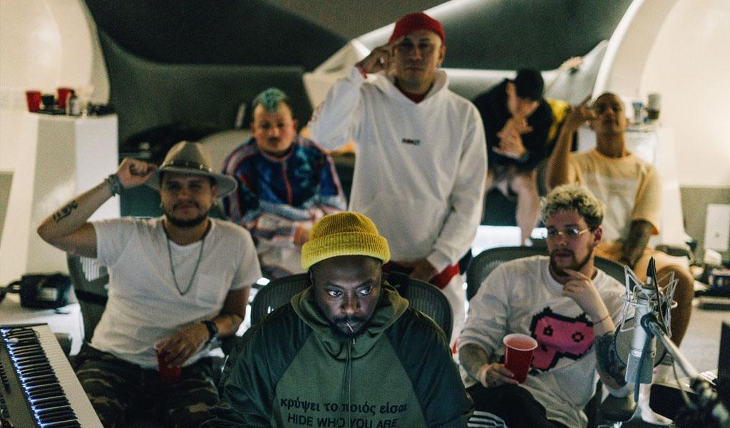 Piso 21 presenta 'Mami' junto a Black Eyed Peas