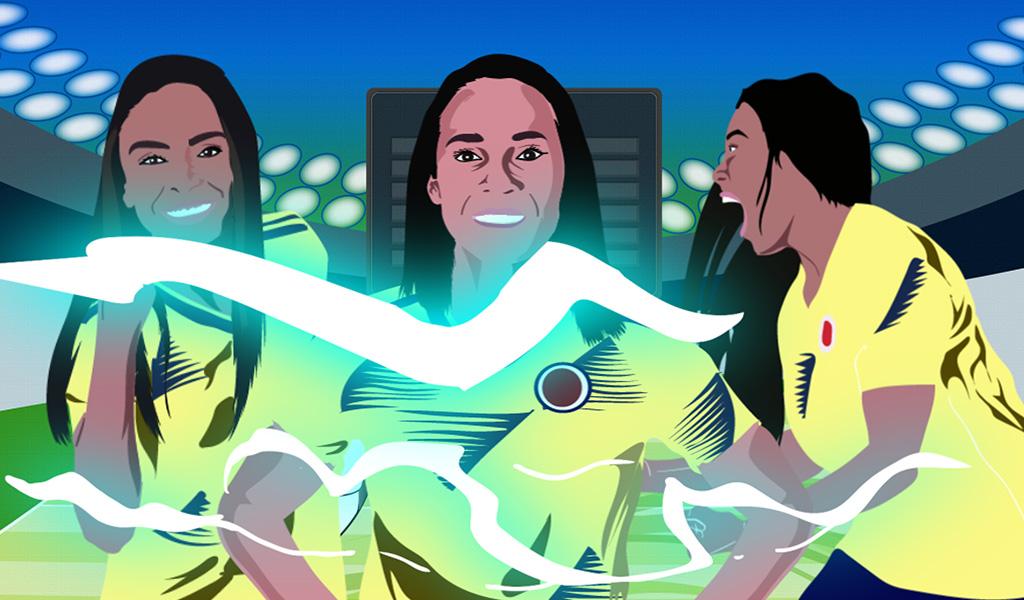 ¡Selección femenina campeona de los Panamericanos!