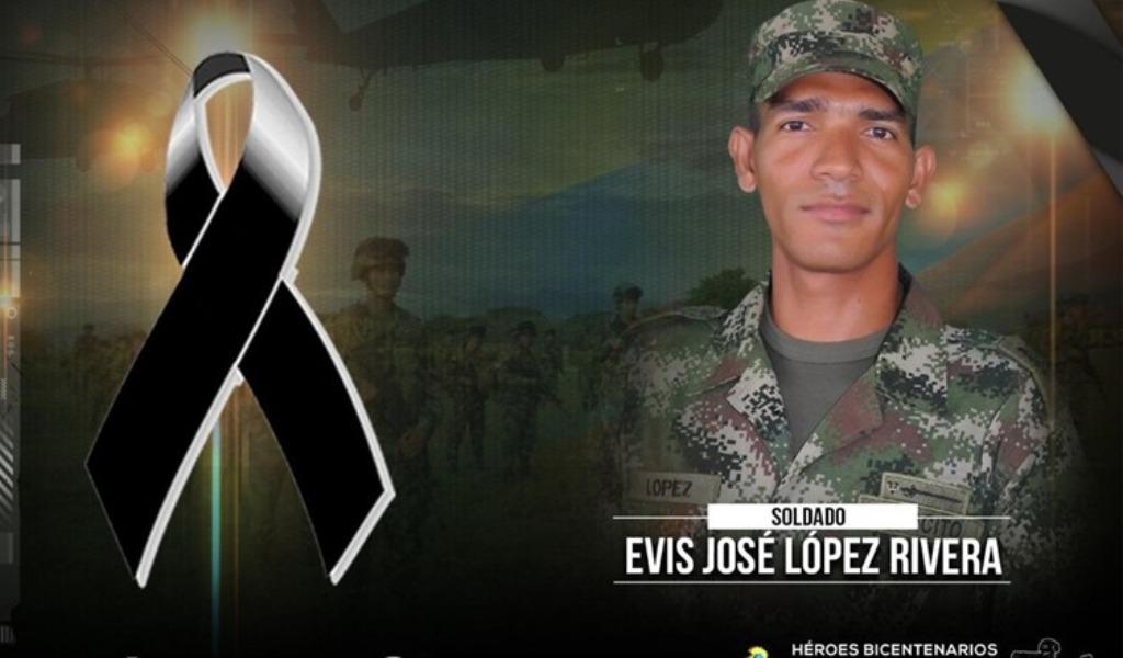 Un soldado murió en ataque armado al sur de Bolívar