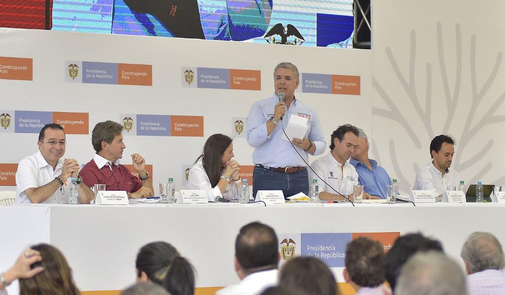 Amazonas, Amazonia, Iván Duque, Cumbre, países amazónicos