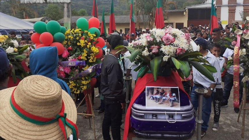 ¿Cómo reaccionarán los indígenas ante masacres en Cauca?