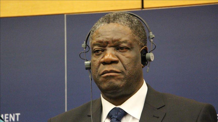 Nobel de Paz Denis Mukwege estará de visita Colombia
