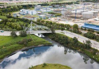 Así avanza el plan para descontaminar el río Bogotá