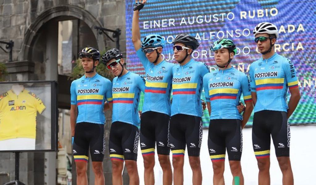 Colombia con pie firme en el Tour de L'avenir