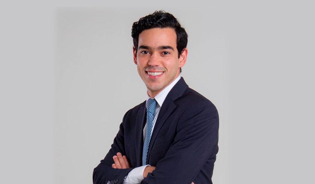 Al DNP Luis A. Rodríguez: joven, brillante y pilo